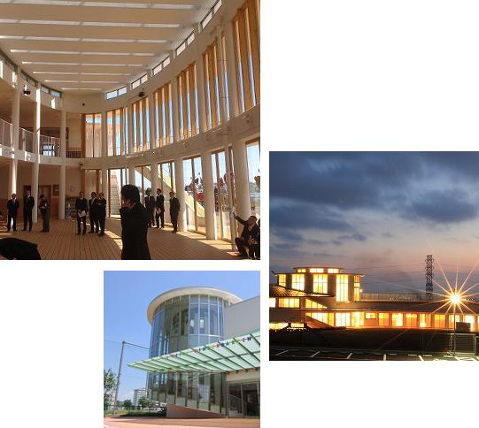 時設計×JSDコラボレーション園舎
