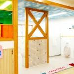 園児用トイレ
